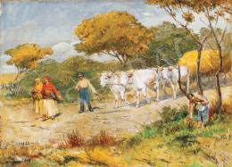 Deák Ébner, Lajos - Homeward Bound