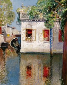Herrer, Cézár - Detail of Venice