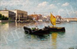 Bihari Sándor - Napfényes Velence