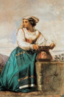 Telepy Károly - Olasz lány