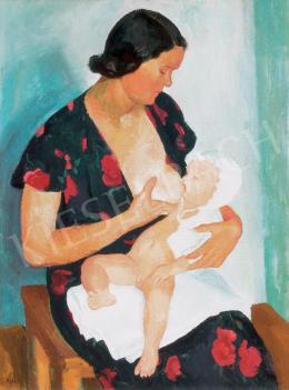 Patkó Károly - Anyaság