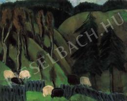 Nagy István - Székely hazámból (Birkák), 1927