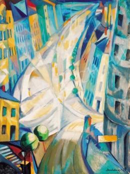Schönberger Armand - Nagyvárosi fények, 1920-as évek