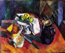 Barcsay Jenő - Csendélet, 1920-as évek közepe