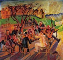 Szabó Vladimir - Istentől elhagyott táj, 1933