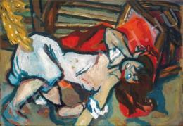 Anna, Margit - Murder, 1936