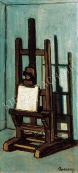 Barcsay Jenő - Festőállvány, 1961