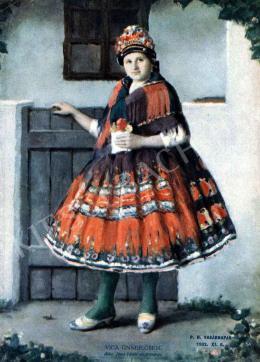 Áldor János László - Vica ünneplőben
