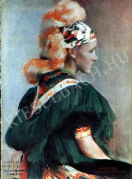 Benkhard, Ágost - Young Wife