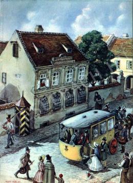 Biczó András - Az omnibusz