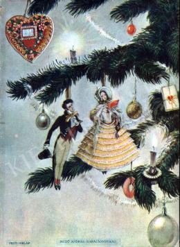 Biczó András - Karácsonyfaág