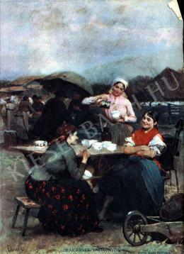 Deák Ébner, Lajos - Barbecue Buffet