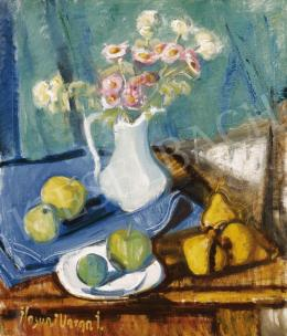 Ilosvai Varga, István - Still-Life of Apples and Pears