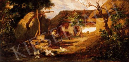 Székely Bertalan - Szadai kert | 23. Aukció aukció / 36 tétel