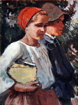 Glatz, Oszkár - From School