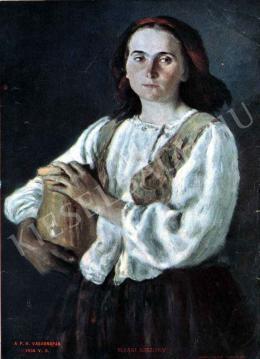 Glatz, Oszkár - Woman from Buják