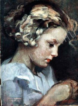 Hadzsy, Olga (B. Hadzsy Olga, Braun Olga, Mar - Blonde Child