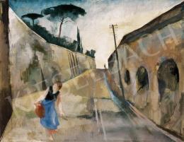 Szőnyi István - Via Aureliana (1929)