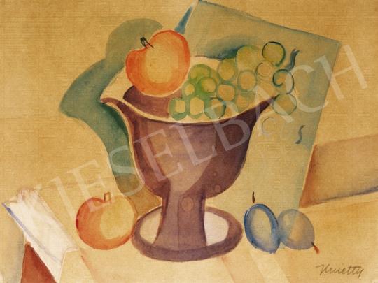 Kmetty János - Csendélet | 23. Aukció aukció / 42 tétel
