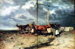 Pállya Celesztin - Itatás
