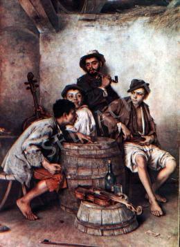 Valentiny, János - Gipsy Youth