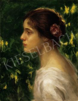 Jendrassik Jenő - Tavasz, 1904