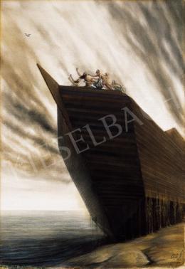 Jaschik Álmos - Noé bárkája, 1926