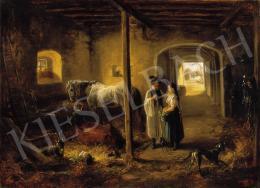 Venne, Adolf van der - Udvarlás, 1857