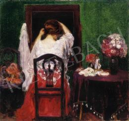 Herrer, Cézár - Before the Mirror, 1911