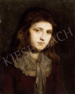 Székely, Bertalan - Female Portrait