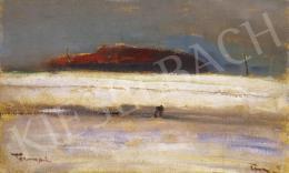 Tornyai János - Téli táj