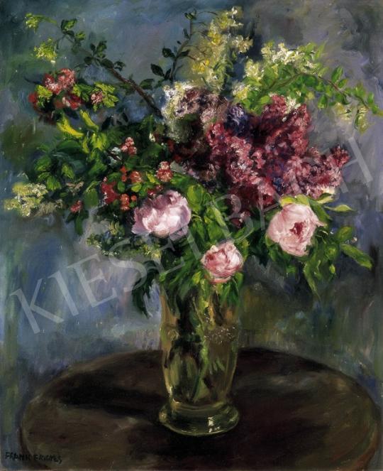 Frank, Frigyes - Spring Still-Life | 27th Auction auction / 123 Item