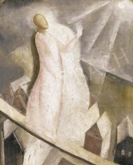 Gábor Jenő - A város felett
