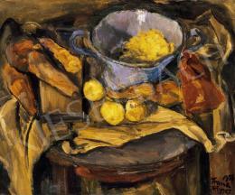 Frank Frigyes - A kék krumplinyomó