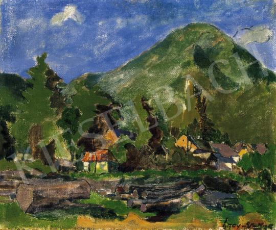 Nagy Oszkár - Nagybánya | 27. Aukció aukció / 185 tétel