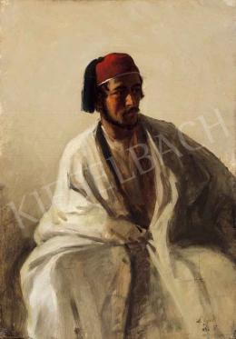 Ligeti Antal - Fiatal férfi