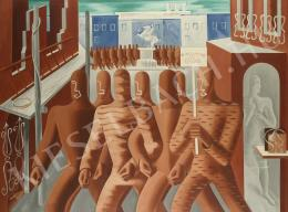Martyn, Ferenc - The Judgement of the City, 1928-30