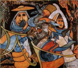 Balázs János - Középkori történet (1972)