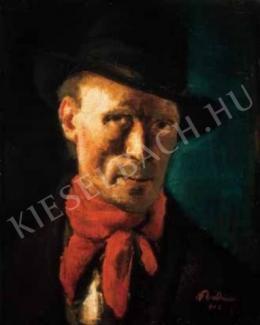 Rudnay Gyula - Önarckép, 1926