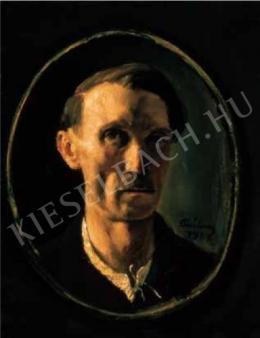 Rudnay, Gyula - Self-Portrait, 1921