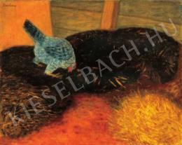 Berény, Róbert - Stcratching, 1933/1934