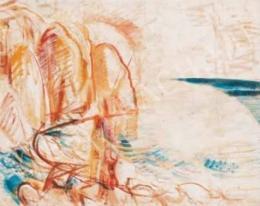 Egry, József - Italian Coast, 1930