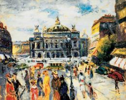 Bertalan Albert - Párizs