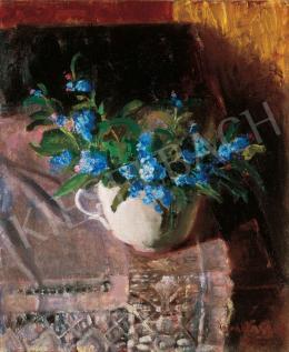 Ilosvai Varga István - Kék virágok
