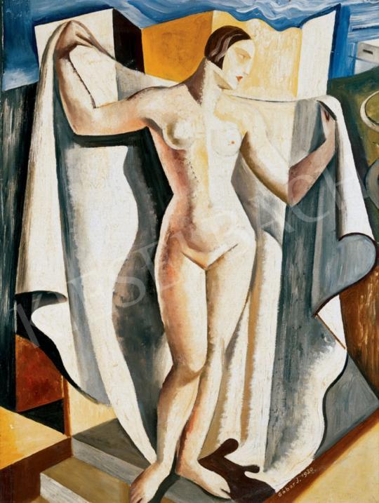 Gábor Jenő - Art deco akt, 1930 | 28. Aukció aukció / 178 tétel