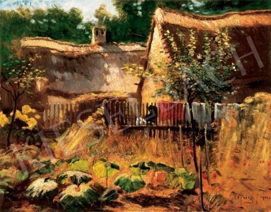 Ujváry Ignác - Nyári délután   28. Aukció aukció / 188 tétel