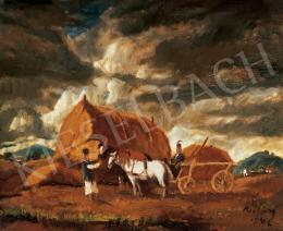 Rudnay, Gyula - Before Storm