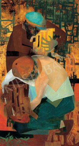 Kondor, Béla - Builders, 1968