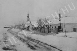 Bihari Sándor - Szolnoki faluvég