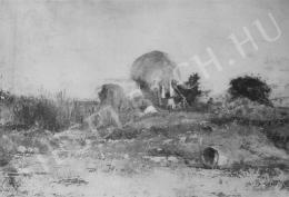 Deák Ébner, Lajos - Landscape